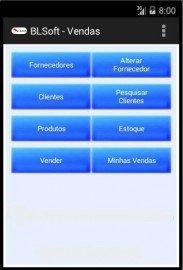 Código Fonte Sistema De Venda Android Java + Xml + Sqllite