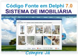 Código Fonte Em Delphi Sistema Imobiliária + Agenda