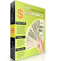 KIT & Pacote Econômico com todos programas e código fonte Delphi