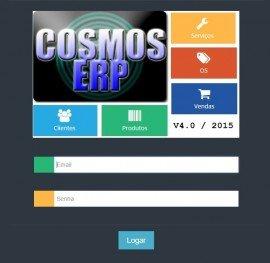 Cosmos Erp Sistema De Vendas Ordem De Serviço Php + Mysql