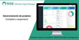 Script Gerenciador De Projetos, Finanças, Cobrança, Clientes