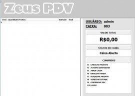 Maquina Virtual | Zeus 5.0 - Sistema Comercial - Com Fontes