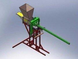 Projeto Máquina Prensa Tijolo Ecológico Fácil Fazer