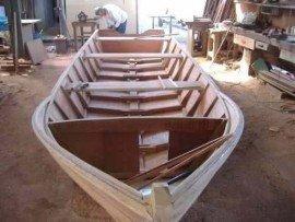 Projeto De Barco Madeira Pesca 4 Modelos