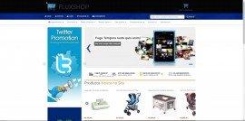 Sistema Loja Virtual Flux Shop 1.7 Cielo PagSeguro