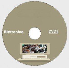Curso De Eletrônica Em Dvd Ótima Qualidade