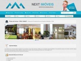 Novo Site Para Imobiliárias Php Html Bootstrap Mod. 2015