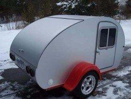 Projeto Para Fabricação De Mini-trailer
